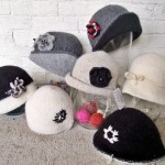 Black and Gray Hat Collection